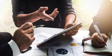 Finance Salestrip