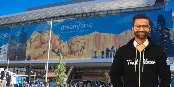 Manoj Dreamforce picture