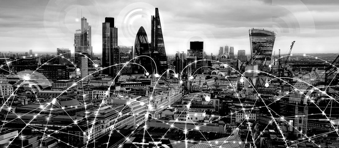 London cityscape image