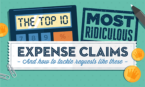 most ridiculous expense claims