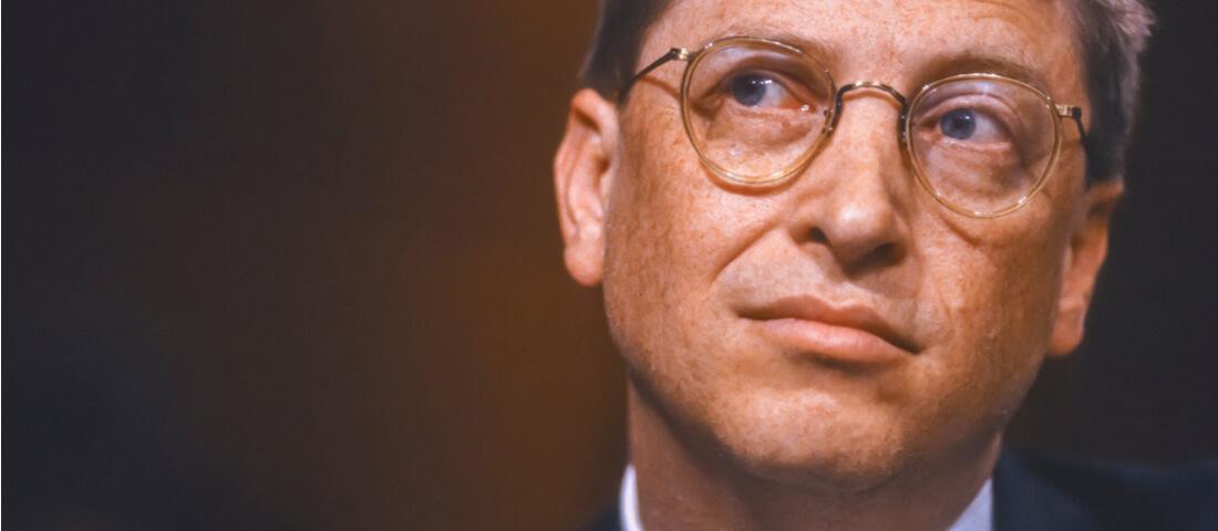 Bill Gates headshot